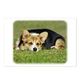 Welsh Corgi Pembroke 9M72D-05 Postcards (Package o