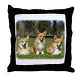 Welsh Corgi Pembroke 9M72D-08 Throw Pillow