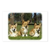 Welsh Corgi Pembroke 9M72D-08 Postcards (Package o