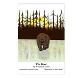 The Bear Postcards (Package of 8)