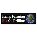 Hemp Farming NOT Oil Drilling