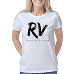 Knot - Cumming Women's Plus Size V-Neck T-Shirt