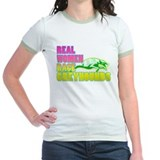 Cute Greyhound racing T