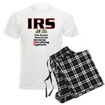 IRS - Income Revoking System Men's Light Pajamas