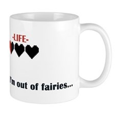 Out of Fairies Mug