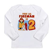 bd_fireman_2 Long Sleeve T-Shirt