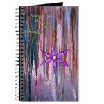 Clematis Journal or Sketchbook