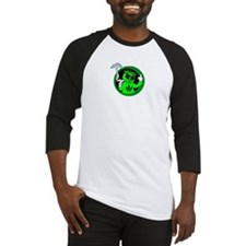 Cute Weed cats Baseball Jersey