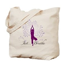 Yoga Tree Just Breathe Tote