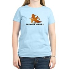 MockingJay White T-Shirt