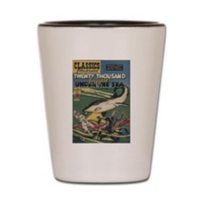 20,000 Leagues Under the Sea Shot Glass