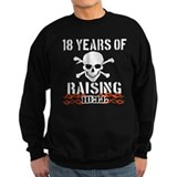 18 years of Raising hell Jumper Sweater