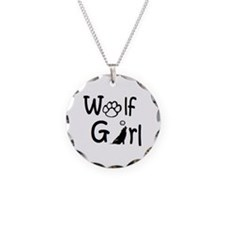 Funny Jacob Necklace Circle Charm