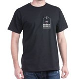 Branch Chief<BR> Black T-Shirt