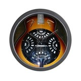 Cute Dobro Wall Clock