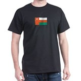 Oman Black T-Shirt