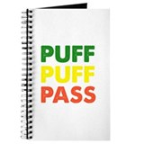 PUFF PUFF PASS Journal