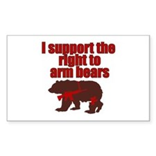Right to arm bears Decal