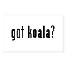 GOT KOALA Stickers