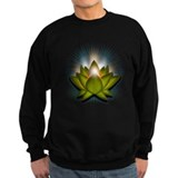 "Green ""Heart"" Chakra Lotus Sweatshirt"