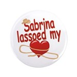 Sabrina Lassoed My Heart 3.5
