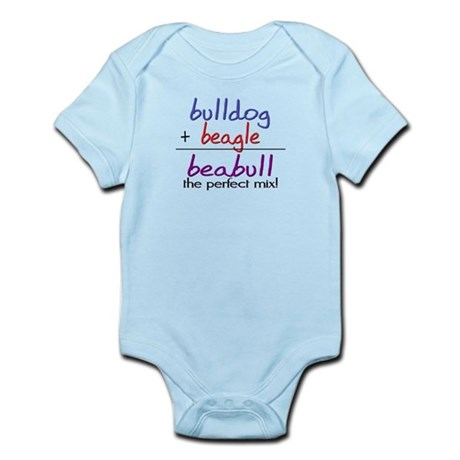 Beabull PERFECT MIX Infant Bodysuit