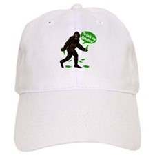 Drink Up Bitches Bigfoot Baseball Cap