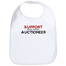 Support:  AUCTIONEER Bib