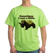 Honey Badger Does Care! T-Shirt