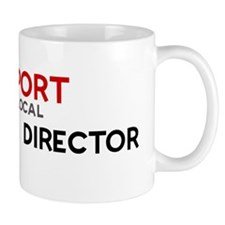 Support:  ATHLETICS DIRECTOR Mug