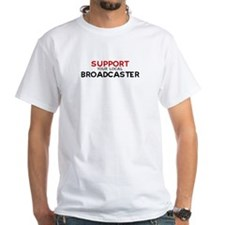 Support: BROADCASTER Shirt