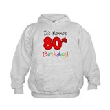 Nonno's 80th Birthday Hoody