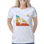 District 9 Tribute Organic Women's Fitted T-Shirt