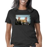 District 9 Tribute Women's Performance Dry T-Shirt