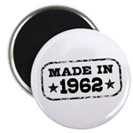 Made In 1962 Magnet