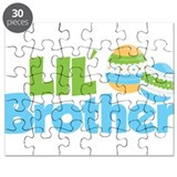 Easter Eggs Little Brother Puzzle