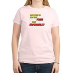Women's Pink T-Shirt