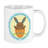 Peter Cottontail Boy Easter Small Mug