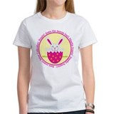 Peter Cottontail Girl Easter Tee