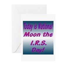 Cute Anti irs Greeting Cards (Pk of 10)
