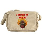 Heroes Messenger Bag