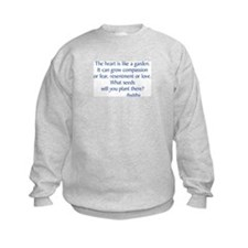 Buddha Quote Sweatshirt