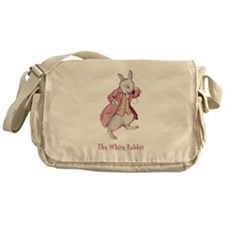 The White Rabbit Messenger Bag