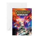 Philadelphia Experiment Greeting Cards (Pk of 10)