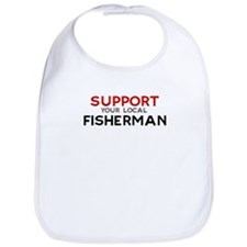 Support:  FISHERMAN Bib