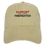 Support: FIREFIGHTER Baseball Cap
