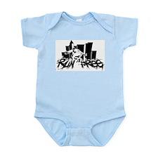 Run Free Infant Bodysuit
