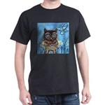 owls Dark T-Shirt