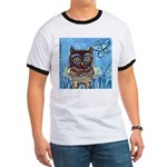 owls Ringer T