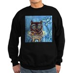 owls Sweatshirt (dark)